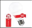 ЛСД Е27 ЛОН  25Вт 2700K 220В General светодиодная Лампа GLDEN-WA60P-25-230-E27-2700