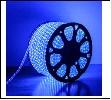 С/д лента 230V  2835-60-6-220-IP67-B синяя Лента светодиодная GLS-2835-60-6-220-IP67-B катушка 50м  + шнур питания