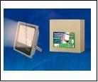 С/д прожектор  50Вт Розовый UNIEL . серый прожектор ULF-P40-/SPFR IP65 110-265В GREY Прожектор для растений светодиодный Спектр для фотосинтеза Цвет