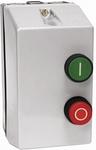 Контактор КМО   9А IP65 220В ЭКФ Пускатель в корпусе КМЭ  с РТЭ _(1/10), ctrp-r-9-220v