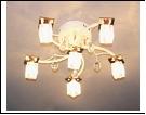 """Люстра Хай-Тек 6"""" LED-RGB светильник потолочный 7130/6Y FGD d650*200 G4 RBP"""