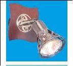 Спот 1-рожк. светильник 13611/1AB+BR