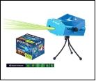 Диско- проектор UDL-Q35 6P/G BLUE Лазерный проектор. 6 типов проекции. Микрофон. Регулировка скорости вращения лазера и частоты пульсации. ТМ Volpe.,