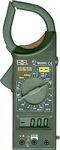 Мультиметр цифровой  M266C Master Professional токовые клещи