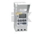 Таймер ТЭ-15 цифровой 16А 230В ИЭК/ЭКФ  ТЭ-15  8 программ, 1мин.-168час