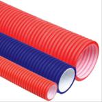 Труба двустенн., D.внеш= 75мм, для эл.проводки гибк, c протяжк, ИЭК/DKC 121975 Уп.50м.