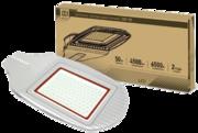 Св.консоль с/д 150Вт ДКУ светильник  уличный  СКУ-02  230В 6500К 13000Лм IP65 LLT