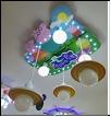 """Люстра """"детск. 6"""" LED-Blu светильник потолочный 8179 Светильник потолочный детский"""