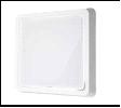 Св. комн. LED квадр.  22Вт бел. 4500K IP44 светильник Накладной  Hosta  квадрат; температура свечения - ; Размеры: 270х270х35мм