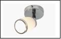Спот ВМ383 Светильник потолочный метал+стекло G9*1 мах 40W Хром 20шт
