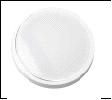 Св. комн. LED круг  22Вт бел. 5500K IP44 Hosta . .D=310 светильник круг светильник Накладной светильник Hosta  круг; температура свечения - 5500K;  Ра