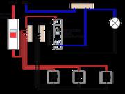 Реле импульсное электромеханическое 2НО АС 220В ABB  E252-230