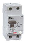 УЗО 2п  16А  10мА 10,0кА тип AC DX3 LEG 2-  DX 2П 16A 10MA -AC 411500