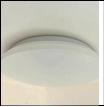 Св. комн. LED круг   9,0Вт бел. 9800К IP20 VIVID-LIGHT 1004/210 .D=210mm светильник 190*210*80   9800K