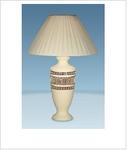 Св. настол. абажур Е27 Подставка светильник настольный 124-16