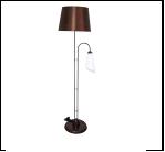 Торшер 1063/2 BROWN (2) Светильник напольный (220V 40W E27)