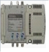 Усилитель TERRA MA025 широкоп. домовой TV/FM  с рег. усил. по кажд. диап. (1-5к+FM/6-12к/21-69к). 3 входа, 1 выход, усил. 30 дБ.