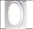 """Св. комн. LED круг  72Вт бел. RGB/3000К-6500К IP20 Brillica sp-prm.02 .D=500mm светильник Светильник настенно-потолочный Brillica """"Premium 02""""  10 шт"""