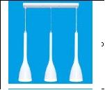 """Люстра Хай-Тек 3"""" .. светильник потолочный G51018/3WT Потолочные лофт"""