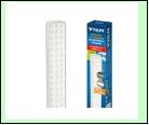 Св. авар.   5,0Вт ULR-Q402 UNIEL светильник аварийного освещения 5W/DW WHITE S01 Светильник светодиодный . Наклейка «ВЫХОД». Дневной свет (6500K). Вст