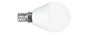 ЛСД Е14 Шар   7Вт 4000K 220В R45 матовая QEEPS лампа светодиодная 600Лм (1/50)
