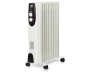 Радиатор масл.  2.20кВт бел. 120х550х490 . Радиатор масляный  Ballu BOH/CL-11WRN 2200  11 секций  2,2кВт