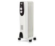 Радиатор масляный Ballu BOH/CL-05WRN  1000 бел 5 секций 1,0кВт (до 15м*)