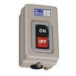 Выключатель ВКИ-230 3Р  16А 230/400В IP40  ИЭК #(10/100), KVK30-16-3