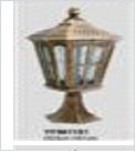 Св.улич. подстав. черн. золото LAMPADA ... YF8011S1 светильник Светильник