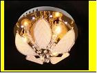 "Люстра ""зеркальная D=300"" LED-RGB светильник потолочный 5737/3Y FGD d3 E14 RBP"