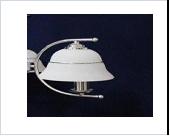 Бра 1-рожк. светильник 8874/1 W CR (10) бра