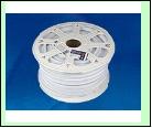 С/д лента 230V  Неон белый теплый ULS-N21-2835-120LED/m-8mm-IP67-220V-8W/m-50M-WW UNIEL