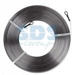 Протяжка кабельная стальная плоская 5 метров PROCONNECT (1/1/100)