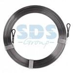 Протяжка кабельная стальная плоская 10 метров PROCONNECT (1/1/100)
