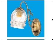 Бра 1-рожк. светильник B11064/1wAB CL Настенные классика Распродажа