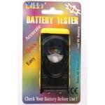 Тестер для батареек 1.5В и 9В  (MS-228C)  MEET