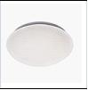 Св. комн. LED круг  48Вт бел. 3000К/6500К, 175-265В, 3360Лм, IP20 Ambrella Потолочный  светильник с пультом FF41 WH D400*85  Площадь освещения 12кв.м.