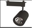 Трек  10Вт 4000K черн. светильник Светильник трековый  1 фаза GTR-10-1-IP20-B черный
