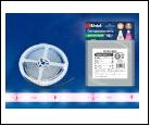 С/д лента 2835-70-14,4-24V-IP65-3m для цветения и рассады светодиодная лента для растений ULS-P75-2835-70LED/m-10mm-IP65-DC24V-14,4W/m-3M-SPSB Фито