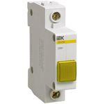 Индикатор свет. на дин-рейку желтый ЛС47М 1/12 (LED матрица !!!) ИЭК