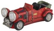 Украшение солн. красный ЭРА . светильник SL-RSN12-CAR   Садовый  на солнечной батарее, полистоун, цветной, 12 см  (1/12)