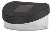 SL-PL8-MNT1   Садовый светильник на солнечной батарее, пластик, черный, 5,5 см ЭРА (1/24)