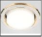 СТ пл.металл GX53/GX70 золото-перл. круг светильник Светильник G170 PS/G перламутровый/золото Ambrella