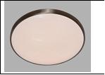 "Люстра ""LED D=450"" LED-3000К/4000К/6000К светильник потолочный 4953BLJ (5) 400 LED 40/80W (дим)"