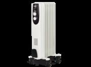 Радиатор масл.  1,5кВт бел. 120х550х330 Радиатор электрич. 7 секц. масл. 1500Вт Ballu BOH/CL-07WRN/BOH/CM/CL-07WRN (ДО 20м*)