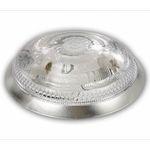 Св. подвес. круг Хром IP20 Isildar Е27 1150 .D=400mm Свет.подвесной ТРЕНД анатолия потолоч.подвес.60Вт 2 лампы d400 h105 1\4сферы