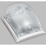 Св. комн. прямоуг. бел. IP20 Isildar Е27 1902 210x160mm светильник Свет Ромашка Белый настен.ц.б. 210х160х100  (4шт)