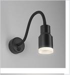 Спот 1-рожк. LED черн. . светильник настенный 7 вт, 4200K, 400Лм, MRL 1015 Molly