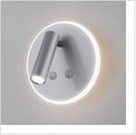 Спот 1-рожк. LED светильник 7+3 вт.4200К. MRL  1014 /  настенный  Tera серебро