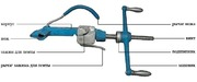 Инструмент ИНСЛ-1  натяжения и резки ленты СИП YYS260-01 23001